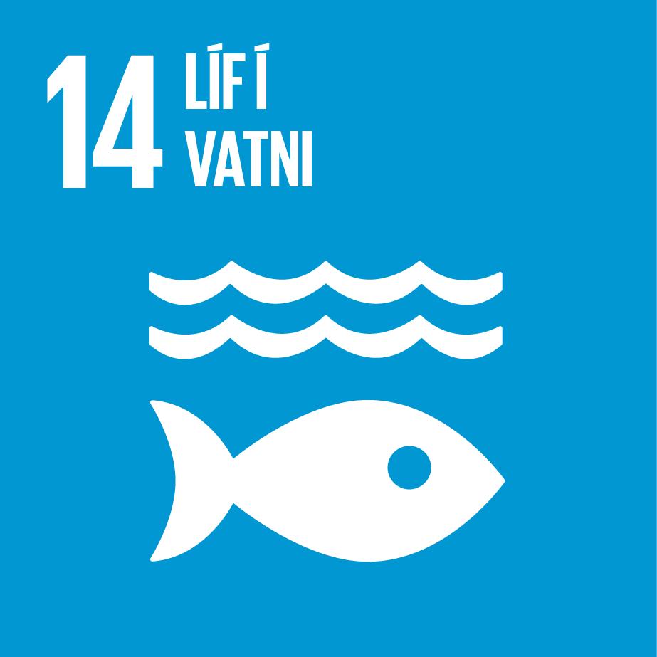 14: Líf í vatni