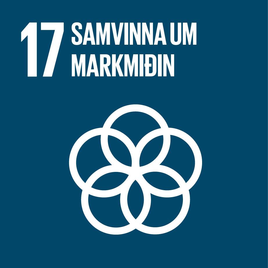 17: Alþjóðleg samvinna